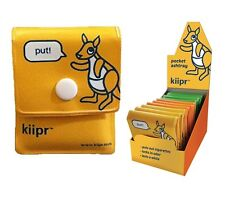 Kiipr Pouch Pocket Ashtray 10-pack