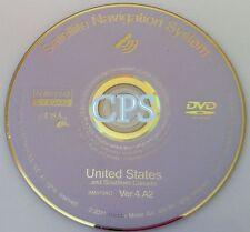 HONDA ACURA GPS Navigation CD DVD Disc 4.A2 Map Disk BM515AO Southern CANADA &US