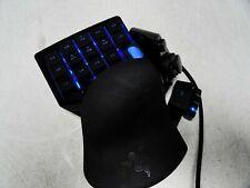 RAZER nostromo RZ07-0049 Wired Backlite PC Gaming Keypad