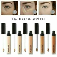 PHOERA Cosmetics Concealer Liquid Moisturizer Conceal High Definition Foundation