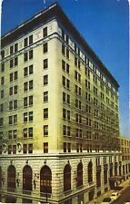 1951 Postcard, The Lycoming Hotel, Williamsport outstanding Hotel, PA #B41h