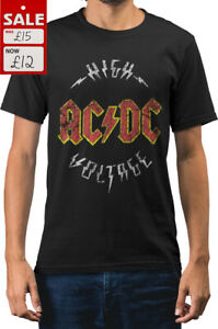 AC/DC - High Voltage Official Licensed Merch New Unisex T-shirt (SALE!!!)