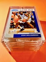 Zion Williamson PANINI CONTENDERS HOT ROOKIE DRAFT PICKS GAME DAY TICKET RC Mint