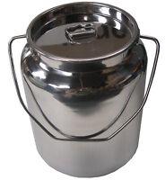 Stainless Steel Economy Milk Churn 10 litre