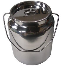 Stainless Steel Economy Milk Churn 10 litre