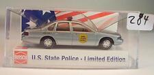 Busch 1/87 Nr. 47682 Chevrolet Caprice U.S. State Police Iowa OVP #284