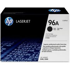 HP 96a Black Original LaserJet Toner Cartridge C4096A