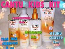 CANTU CARE FOR KIDS Set comes with 4 products NO SULFATE, PARAGONS, MINERAL OIL