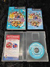 ⭐ MARIO PARTY 5 2003 NINTENDO GAMECUBE GC JAPAN JAP NTSC-J 🎌⭐