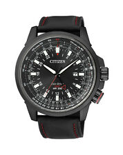 NEW Citizen Mens Stainless Steel Eco-Drive Promaster Watch - BJ7075-02E