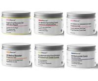 Hyaluronic Acid Argireline Anti-Aging Repair Creams Gels Anti-Wrinkle Oily Skin