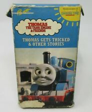 THOMAS THE TANK ENGINE & FRIENDS: THOMAS GETS TRICKED & OTHER STORIES VHS VIDEO