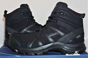 Haix Black Eagle Safety 40 Mid UK 9,5 EU 44 US 10,5 Arbeitschuhe Schuhe NEU!