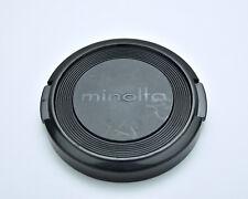 Genuine Minolta MD & MC 55mm Front Lens Cap Snap-On  (#3224)