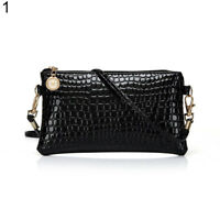 EG_ Women Ladies Shoulder Bag Tote Messenger Leather Crossbody Satchel Handbag N