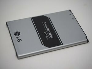 New OEM LG Battery BL-45F1F 2410mAh For K4 K8 2017 M160 X240 Aristo M210 Fortune