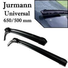 Jurmann Universal 650/500 mm Aero Scheibenwischer Satz - Alpina - BMW - Volvo