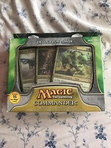 Magic MTG Commander 2011 Devour for Power NEW SEALED
