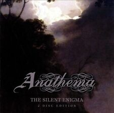 Silent Enigma [CD/DVD] by Anathema (CD, Jan-2013, 2 Discs, Peaceville Records (USA))