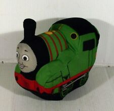 "6"" PERCY SOFT TOY GREEN THOMAS THE TANK ENGINE NUMBER 6"
