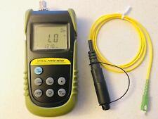 Fiber Optical Power Meter Pon Tld6070 Cable Tester NBN TOOL Optitap Multiport