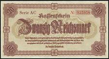 Ro.186 20 reichsmark 1945 sudètes (1)