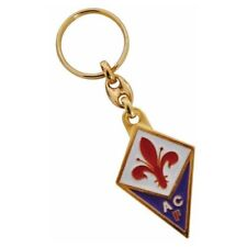 Llavero Oficial Fiorentina Metal ACF viola en caja de regalo llaves