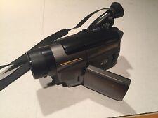 Vintage Hitachi 1997 VM-E635LA 8 MM Video Camcorder Read Description (As Is)