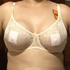 Large Band Womens Bras Sexy Perspective Brassiere Lace Bralette Glamour Lingerie