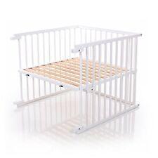 Babybay Kinderbett-umbausatz für Maxi weiß lackiert