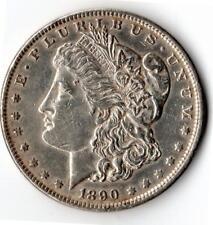 "1890 ""Morgan"" Dollar-STATI UNITI PHILADELPHIA Menta-Argento 0.900 *"