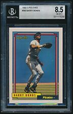 1992 O-Pee-Chee #380 Barry Bonds BGS 8.5