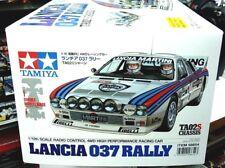 Tamiya # 58654 RC Lancia 037 Rally - TA02-S   NEW IN BOX