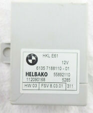 Steuergerät elektr. Kofferraumdeckel Heckklappe BMW E61 61357188110-01 55892110