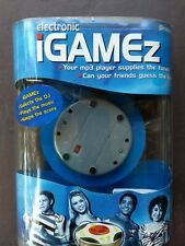 Sealed 2006 IGAMEZ electronic music DJ party game Guess Songs from your mp3