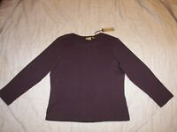Women's Caslon Stretch Top - M - New with Tag