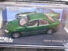 OPEL Omega B mv6 berline vert green 1994 - 1999 IXO ALTAYA prix spécial 1:43