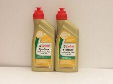 11,10 €/L CASTROL SYNTRAX UNIVERSAL PLUS 75w90 2 l olio MB 238.8 gl4/5