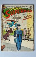 DC Comics Superman #84 (1953 GD/VG 3.0) Superman  ~StoryTeller