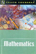 Mathematics Paperback Mathematics & Sciences Books