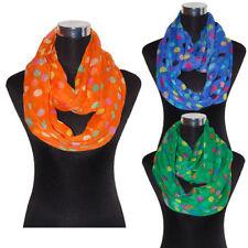 Gepunktete Damen-Schals Polka-Dots