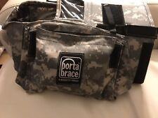 Porta Brace CBA-HVX200 Body Armor forHVX200 / HMC150 / HPX170 / Etc Camouflage