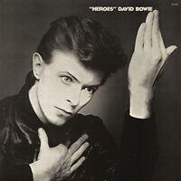 DAVID BOWIE - HEROES (2017 REMASTERED VERSION) 180 GR.  VINYL LP NEW!