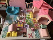 My little pony Estate paradise Set Mattel rare
