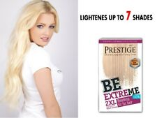 BeExtreme  BLEACHING BLUE 44 g. CREAM PEROXIDE100ml. Lightens up to 7 Shades