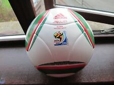 Adidas Coupe du Monde 2010 Jabulani Glider Match Ball Replica Vert/Rouge Football