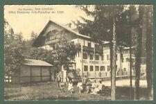 Trentino. SAN CANDIDO, Val Pusteria, Bolzano. Hotel Sole - Paradiso...