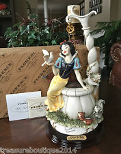 "Giuseppe Armani Disney""Snow White at the Wishing Well""(199C Mint & Limited)"