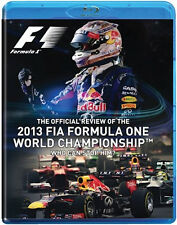 2013 FIA Formula One Blu Ray Official Review F1 Video Movie Extreme Sports