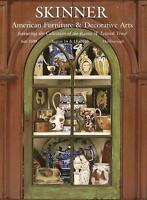 Skinner // American Furniture Folk Art Post Auction Catalog August 2010